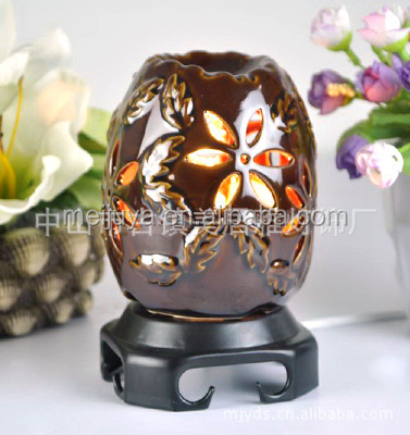 Wholesale ceramic candle wax warmer arom warmer fragrance lamp T0401