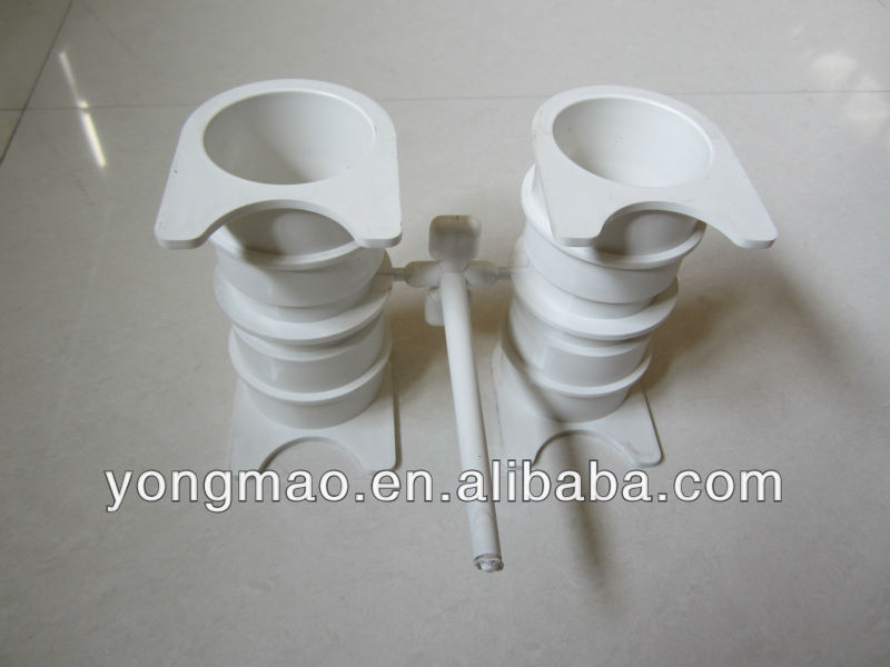 pvc plastic pipe fitting mould