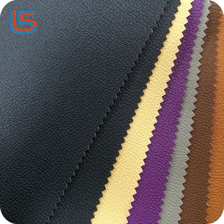 Factory price ECO PVC synthetic leather for sofa Sofa PVC Artificial Leather material