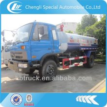 10000L water truck with fire monitor
