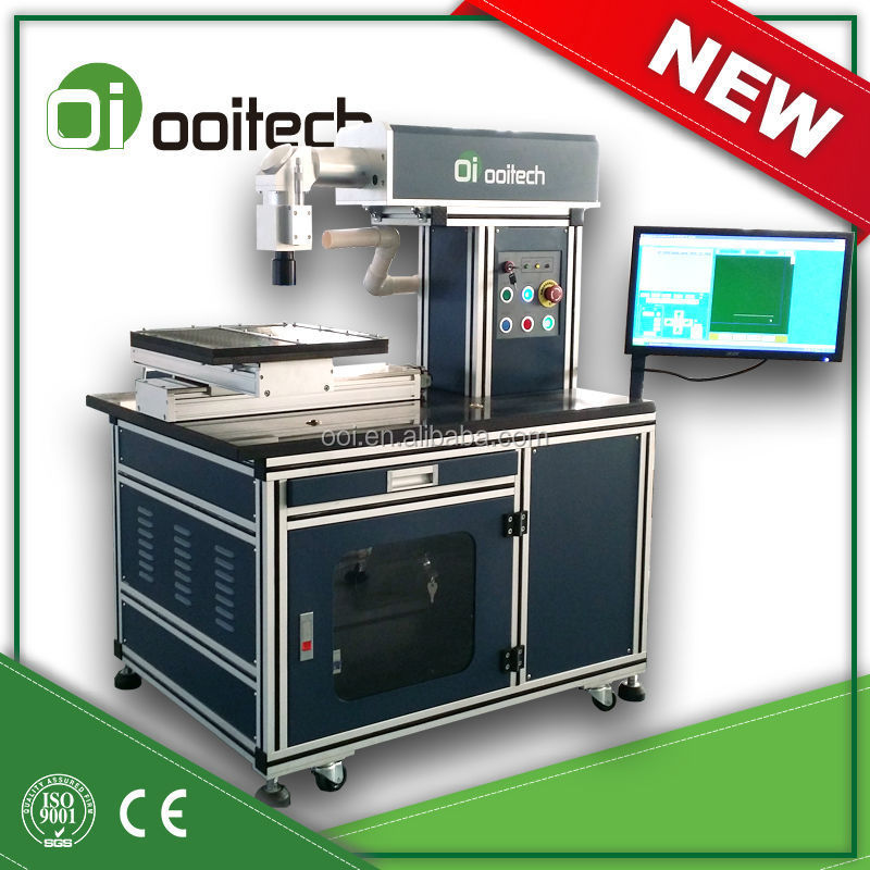 OOITECH Silicon Wafer solar cell diode laser scribing machine