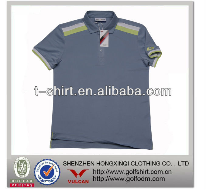 Customized Top quality quick dry golf Polo Shirt for golf course