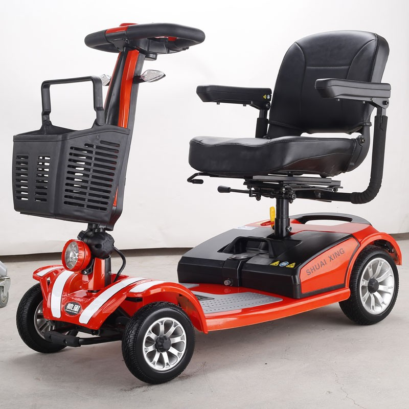 2017 new design CE motorized scooter