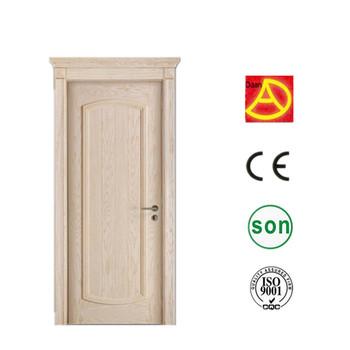 Cheap interior mdf wood door pvc bathroom door price for Cheap pvc door