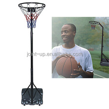 Portable adjustable PE basketball stand/hoopsPortable adjustable PE basketball stand/hoops china supplier