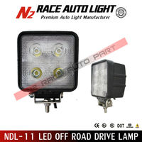 Lifetime warranty 40w Cree led Square driving light/ tuning light for SUV / Truck/ 4WD/Pickup