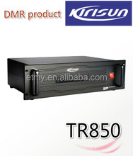 Kirisun two-way radio TR850 dmr uhf vhf repeater