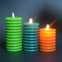 Customed Luxury Brand flickeringflame flameless spiritual candles