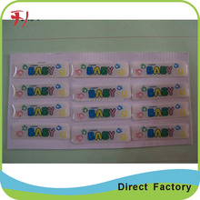 Alibaba china supplier best price epoxy die cut letters stickers