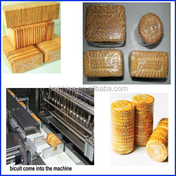 TMP-300D-F Automatic Cake/Biscuits/Cookies Packing Machines with High Speed