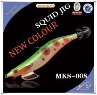 FSQL016-1 fishing lure machine of lure fishing lure tackle artificial squid bait