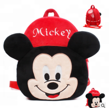 2018 various cartoon character children school bags Welcome to the new term Support the door shipping