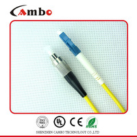Good In Repeatability and Exchangeability fiber optic patch cord FC/APC-LC/APC OEM Service Available