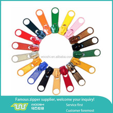 designer bag zipper sliders zipper puller for bag