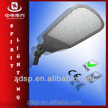 SAA DLC ul ce approved LED Street Light with Meanwell driver