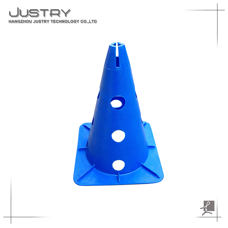 plastic colored traffic cone for safety cones