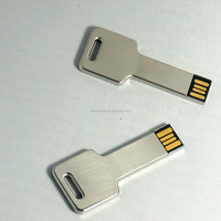 Metal Key Shape New Modell Usb