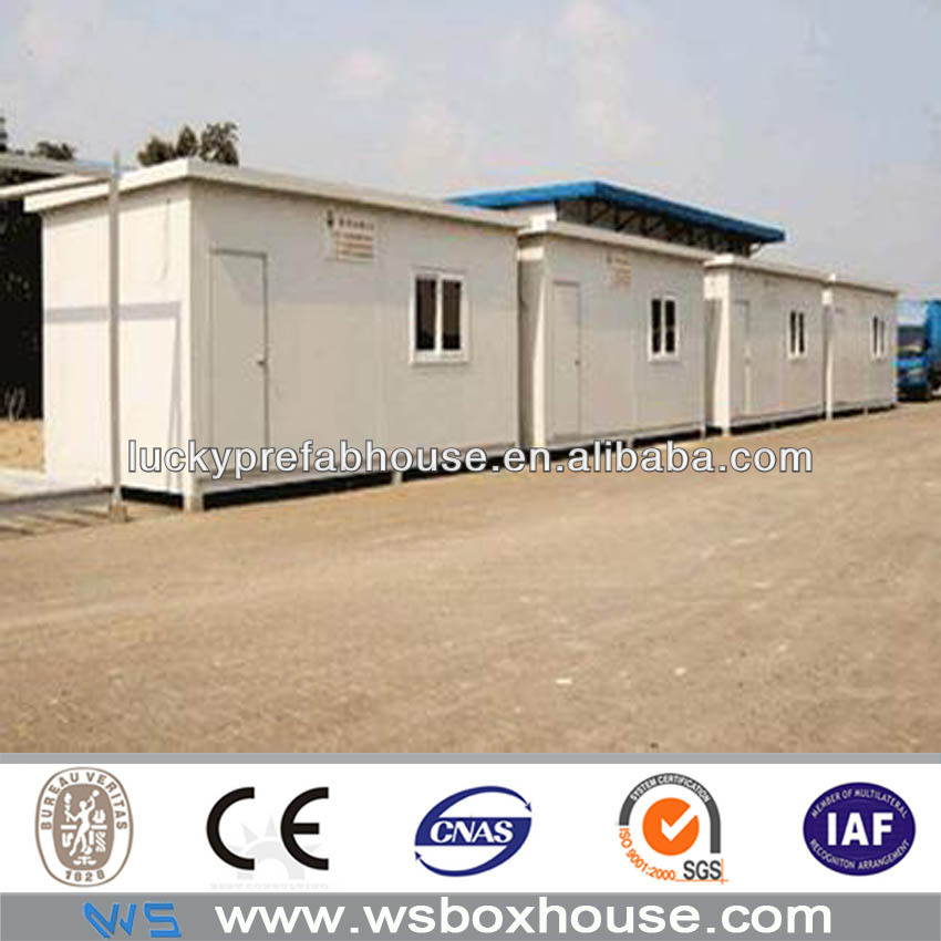 40 container house low cost modular container house reefer container house