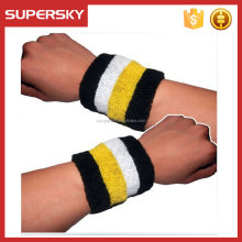 A-300 New Knitted Elastic Wrist Support Wraps Belt Sport Gym Wrist Strap