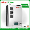 HOT 2400va / 1440w 24vdc Portable Solar Power System Isolated and Non-Isolated PV Solar Inverter