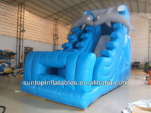 most popular inflatable ocean wave slide for sales