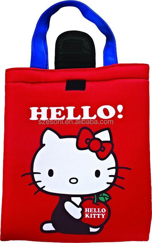 China Fashion Waterproof Newest Mobile Phone Carry Bag For Hello Kitty