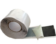 good elasticity and extensibility waterproofing butyl sealing tape