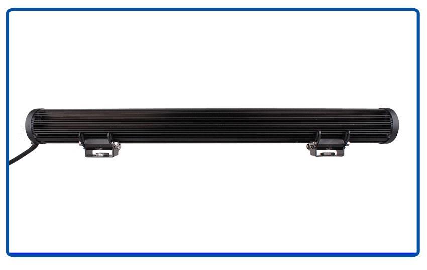 126W car roof fog lamp 4x4 double row led light bar