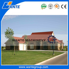 Aluminum Zinc Steel Roof Tiles, Stone coated metal roof tile, Roof shingles
