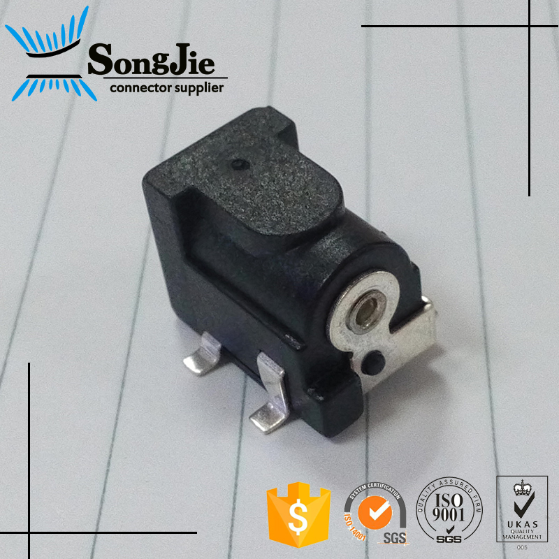 dc power female jack 2mm x 5.5mm right angle/ straight/smt type micro dc jack for asus laptop, tablet