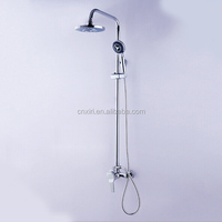 Waterfall taps and wall shower set 1044