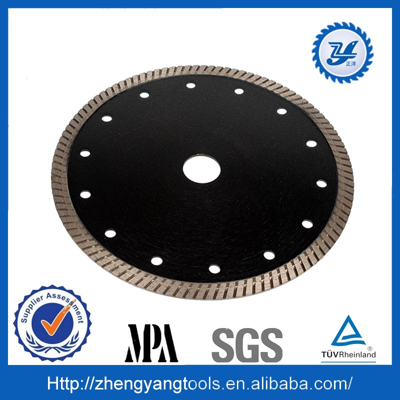 "8"" diamond saw blade sintered turbo stone marble and granite cutting tools"