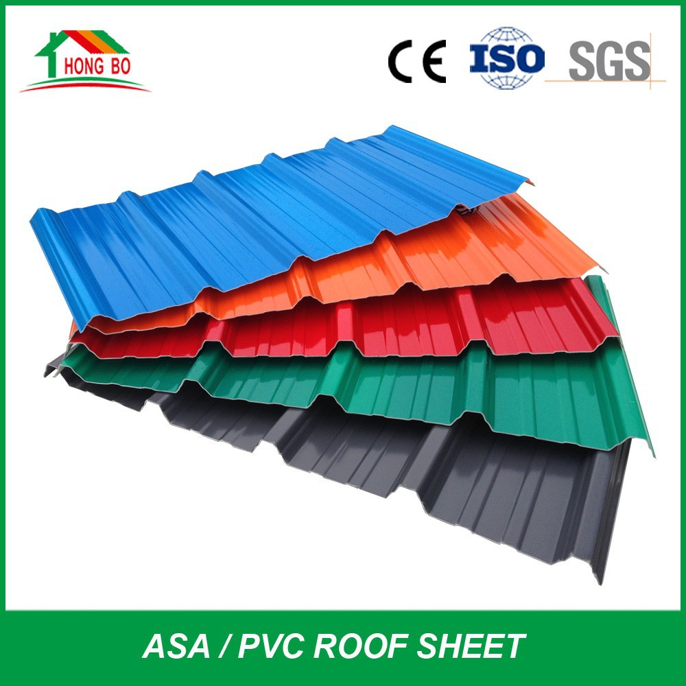 Ce Certificated 4 Layer Weatherproof Asa/pvc Corrugated Plastic Roofing  Sheets   Buy 4 Layer Asa Roof Sheet,Corrugated Roofing Sheet,Asa Roofing  Sheet ...