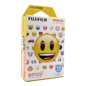 Fujifilm Instax Mini Instant Photo Film - Emoji HK