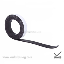 Zhejiang Cheap price Customized size strong 3M adhesive Rubber Magnet