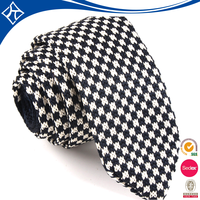 Wholesale woven knitted tie for man neckwear