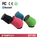 2017 New mini portable wireless speaker peashooter bluetooth speaker with key ring