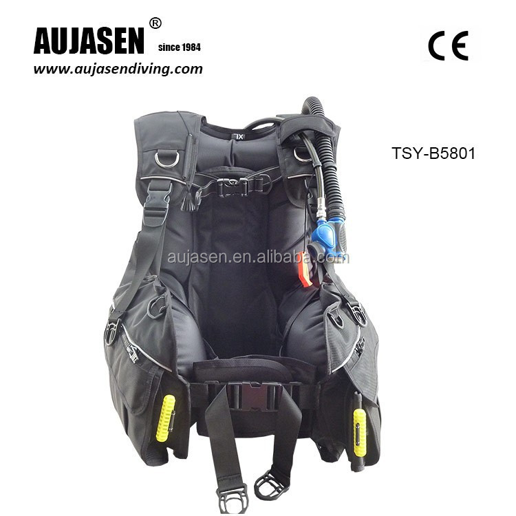 Aujasen Buoyancy Compensator Diving Equipment Scuba Diving BCD