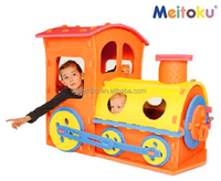 Plastic Train baby toys for kindergarten