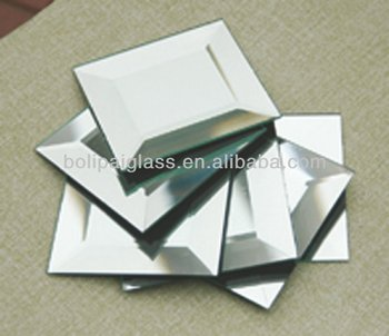 30mm decorative glass tiles mirror wall wholesale