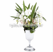 Large new design home decoration flower vase ceramic
