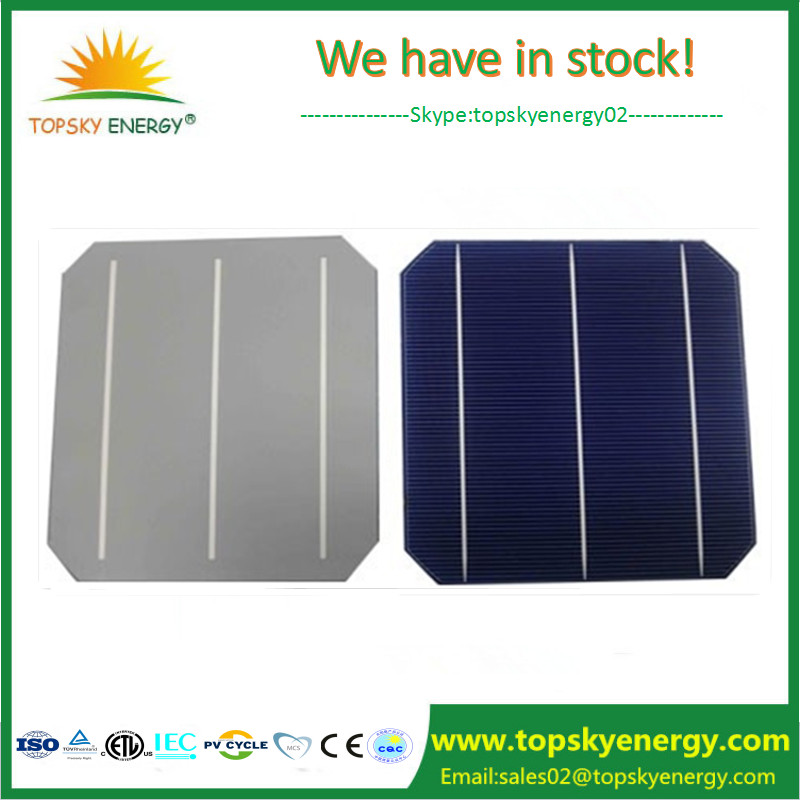 Tier 1 brand Taiwan NSP High efficiency solar cell for Solar LED Camping Light production line