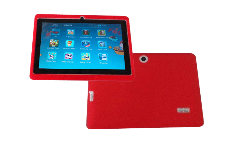 Super hot! Trade assurance Colorful tablets Action7021 Dual core 7 inch android 4.4 tablet