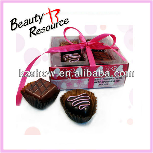 Cute Chocolate Lip Balm Lip Gloss