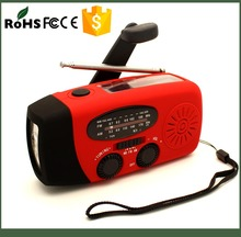 wholesale Camping crystal speaker with fm radio