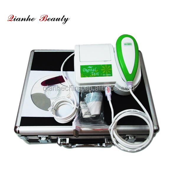 hair/iris/skin 3 in 1 analyzer multifunctional face skin test machine