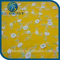 special flower Italy hot sale swiss voile lace fabric