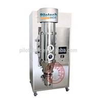 laboratory fluidized bed dryer granulator