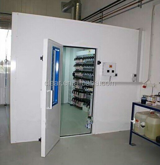 CE proved Paint Mixing Room/painting equipment / car spray booth price