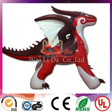 2016 Hot selling inflatable chinese dragon for event advertising